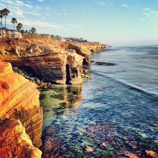 sunset cliffs 2