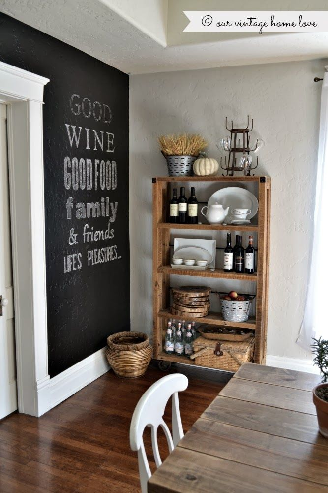 Tag: Kitchen Chalkboard Ideas