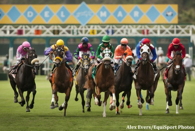 Del-Mar-opening-day-turf-race-650x437