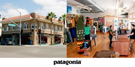Patagonia Cardiff