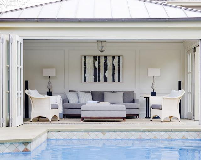 Ordinaire Pool House 5