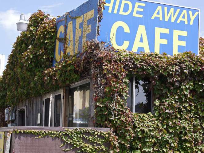 Hideaway Cafe Solana Beach