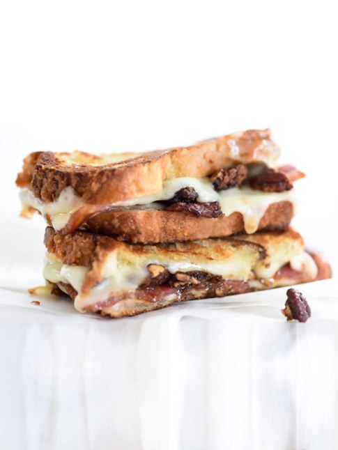 brown-sugar-pecans-and-sweet-bacon-with-havarti-grilled-cheese-foodiecrush-com-009a