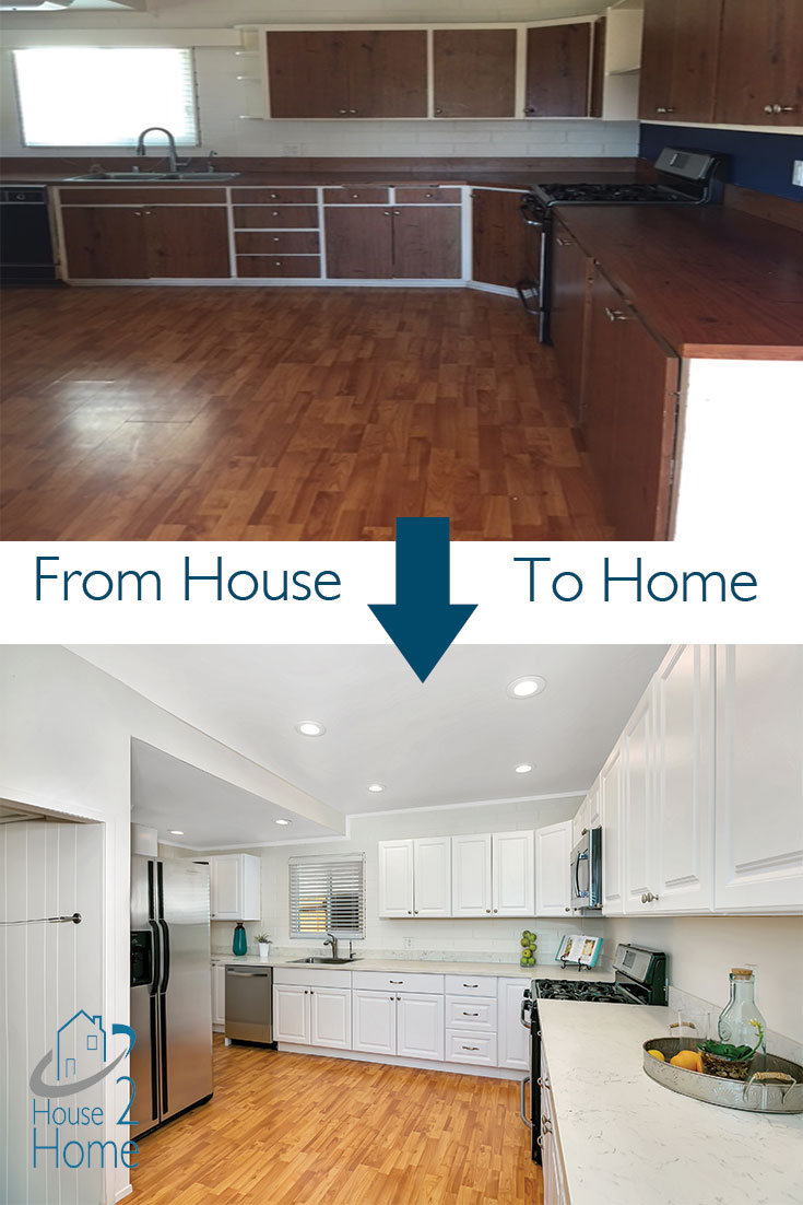 ... The Exterior Of The Home, Installed New Kitchen Cabinets, Quartz  Counter Tops And Appliances, Painted Throughout, And Updated Master Bath  Counters.