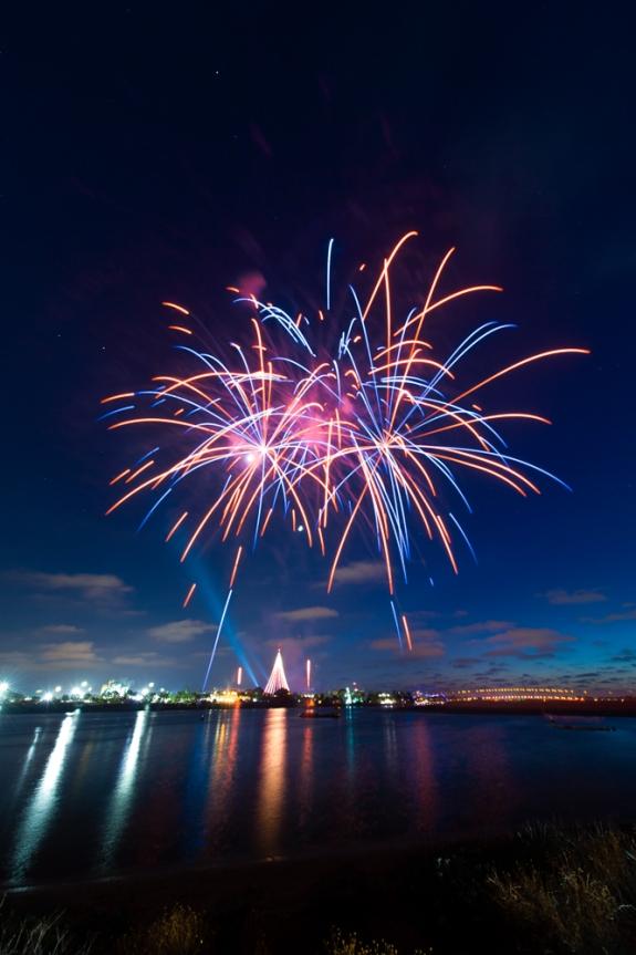 2017 San Diego 4th of July Fireworks Schedule | San Diego