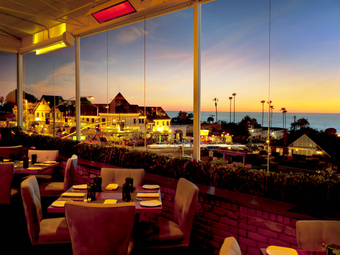 Restaurant Of The Moment Pacifica Del Mar