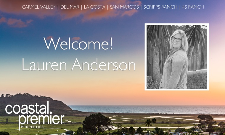 Lauren Anderson Welcome
