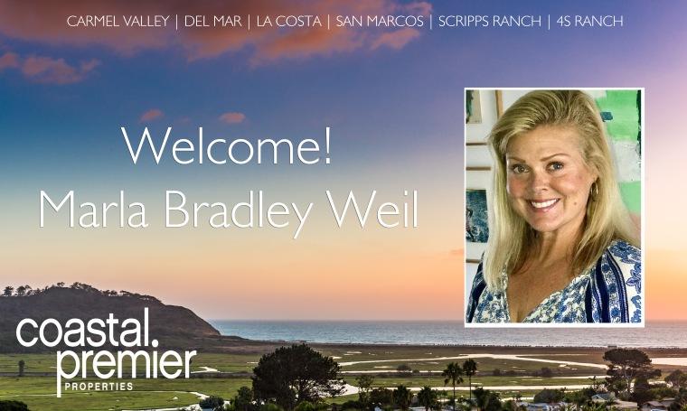 Marla Bradley Weil Welcome