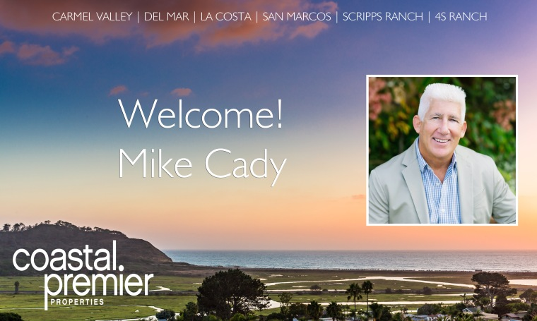 Mike Cady Welcome