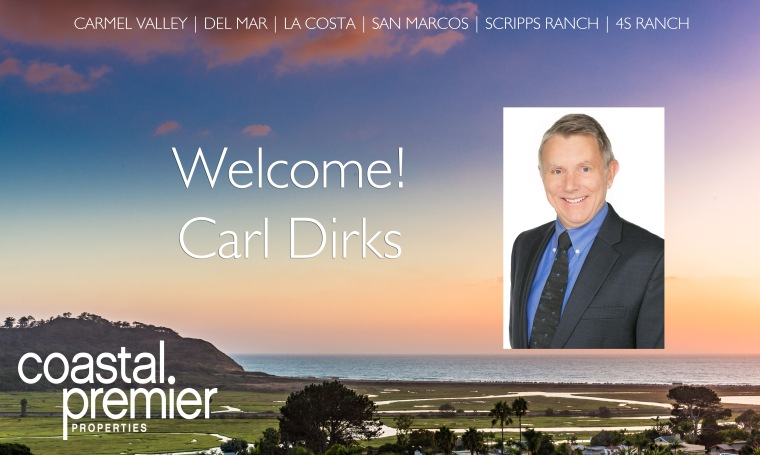 Carl Dirks Welcome