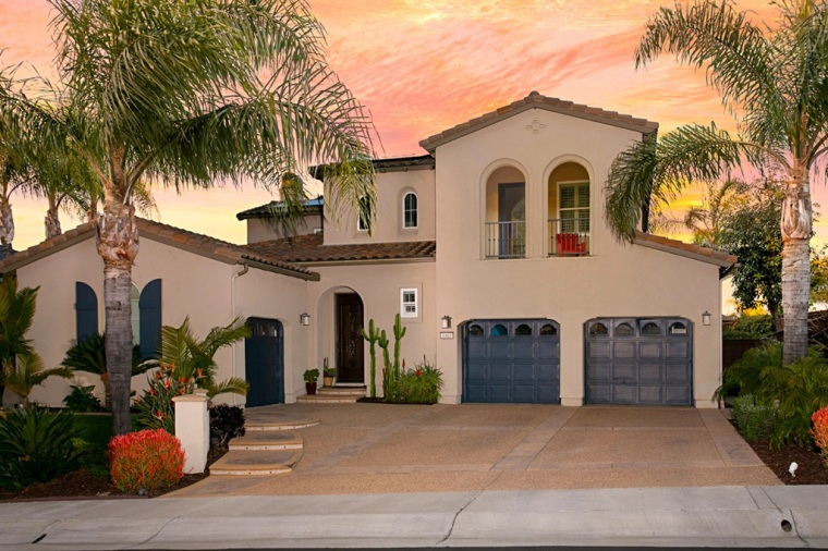 Spanish styles homes for sale in San Diego