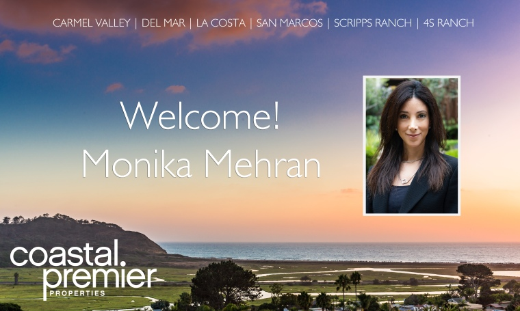 Monika Mehran Welcome