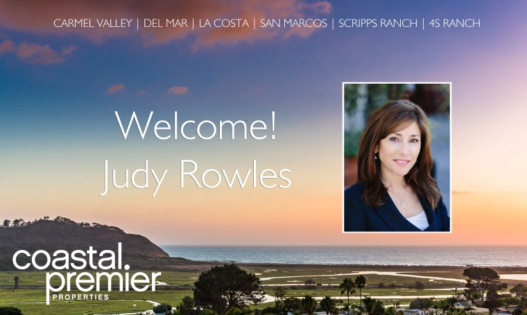 Judy Rowles Welcome