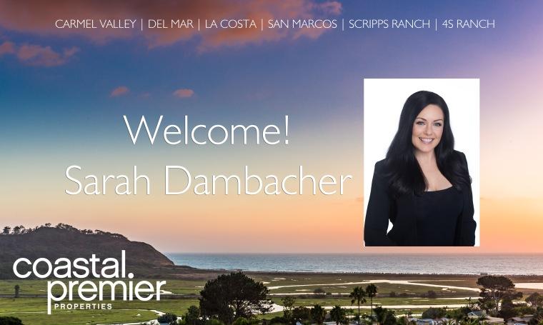 Welcome Sarah D